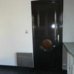 peinture laque porte intérieure
