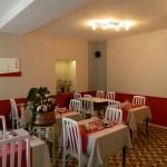 Décoration salle de restaurant papier peint