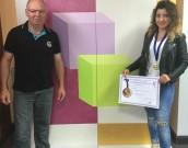 Concours «Un des Meilleurs Apprentis de France» Une médaille d'OR chez Thierry CHATELAIN