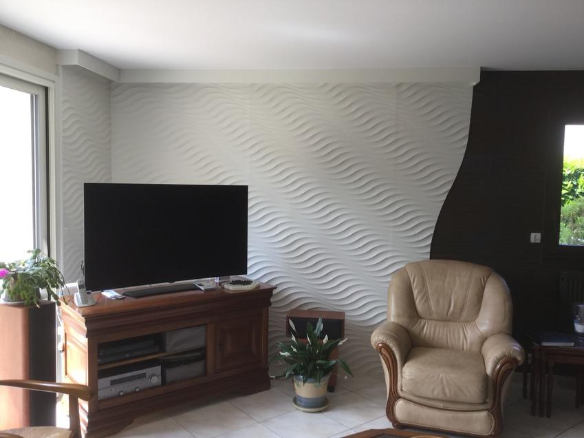 STAFF décore, habille vos murs et plafonds Chatelain artisan peintre Angers 49
