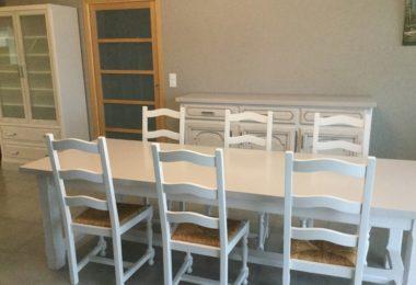 RELOOKING MEUBLES! Cuisine,  Salle à manger, Séjour, chambre …. Artisan Peintre Angers – 49 – Maine et loire